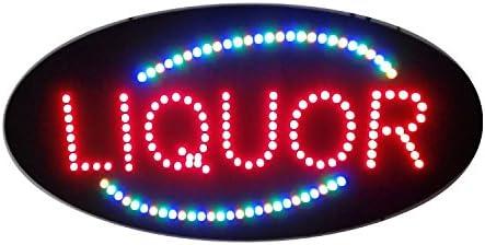 LED Schild Bar Bier Wein Licht Super hell High Qualit/ät E-Werbung Display Board f/ür Bar Pub Club Business Shop Store Fenster Schlafzimmer 48,3/x 25,4/cm