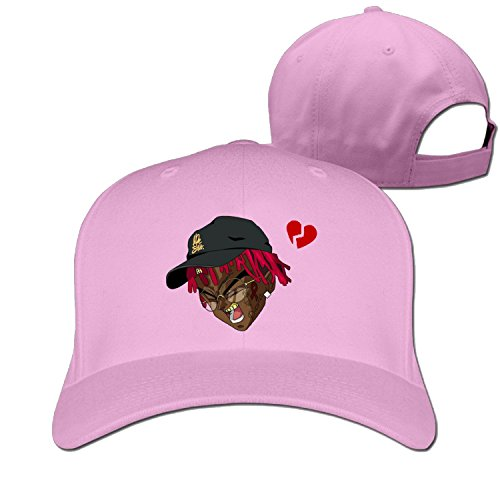 Heartbreak Kid Dex Truck caps Cool Men Women hat Pink (5 colors) ()