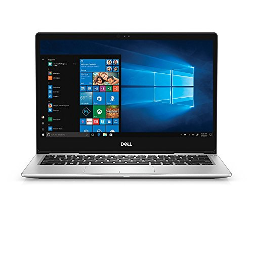 "2018 New Dell Inspiron 13 7000 Premium Flagship Laptop, 13.3"" FHD IPS Touchscreen, Intel Quad-Core i5-8250U (Beat i7-7500U), 8GB DDR4, 256GB SSD, Backlit Keyboard, WiFi, Bluetooth, HDMI, Windows 10 -  Dell-13.3-in-i5-8250U-8GB-256GB"