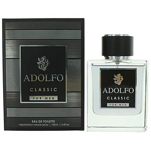 Image of Adolfo Classic by Adolfo, 3.4 oz EDT Spray for Men