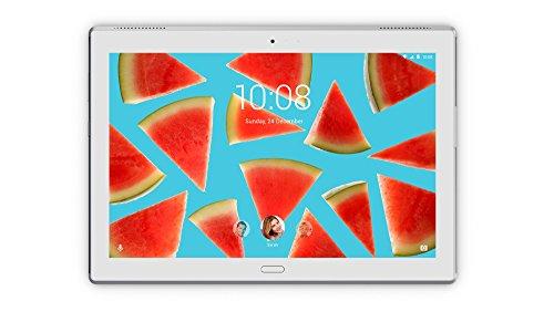 Lenovo ZA2M0068DE Plus 25,654 cm (10,1 Zoll) Tablet-PC (Qualcomm Snapdragon Quad-Core, Wi-Fi, Android 7.0, 8MP5MP Kamera, Dolby Atmos) Schwarz
