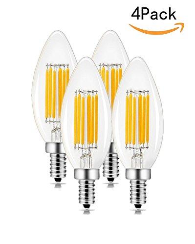 Led Candle Light Bulbs E14