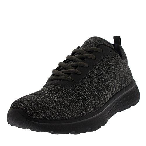 Chaussures Chaussures Chaussures Gymnastique Jersey Forme Aller Sportives De Noir Course Vont Vont Vont Vont R Se Baskets seau Gris Sport Dames 1TBWHnv
