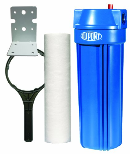 DuPont WFPF13003B Universal Whole House 15,000-Gallon Water Filtration System ()