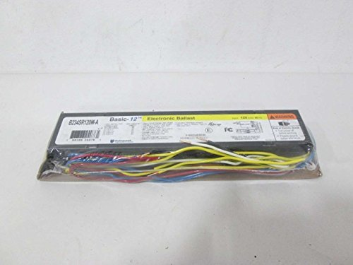 (2-pack) Basic-12 B234SR120M-A Electronic -