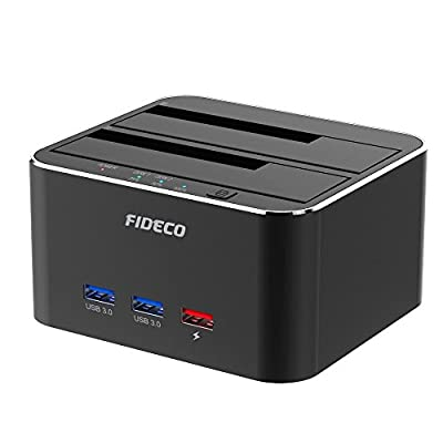 FIDECO Hard Drive Docking Station, from FIDECO