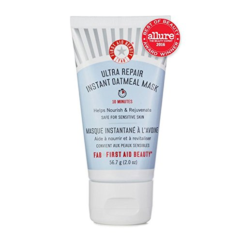 First Aid Beauty Ultra Repair Instant Oatmeal Mask, 2 oz ()