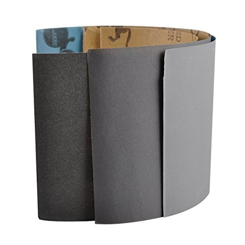 UCEC 100 St/ücken Schmirgelpapier Holz Dreh-Verarbeitung und mehr. M/öbel aus Holz Finishing 320 bis 3000 trocke /& nasse /& wasserdichte Schleifpapiers f/ür dem automotiven Schleifpapier