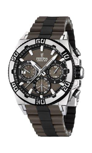 Men's Watch Festina Chrono Bike F16659/4 Tour de France 2 Years Warranty
