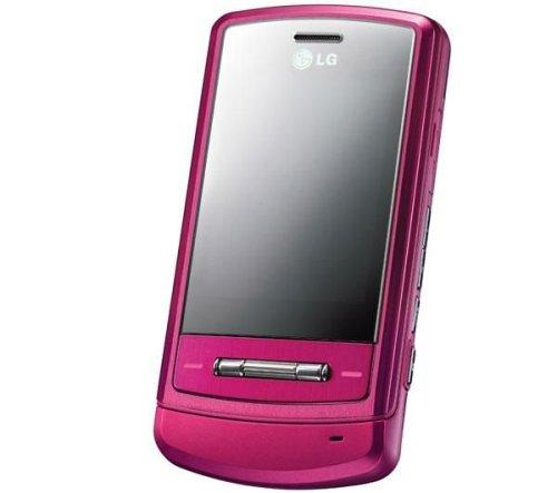 Unlocked LG KE970 Shine Pink - Lg Shine