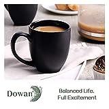 DOWAN Coffee Mug Set, 16 OZ Coffee Mug Set of