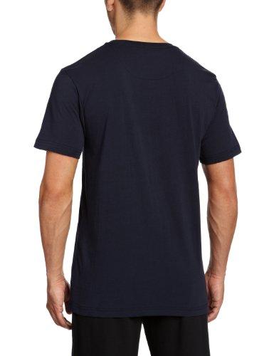 Logo Canterbury Blau shirt Ccc Bleu Navy T rrfa5qnw