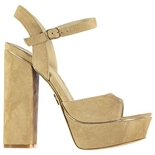 Windsor Smith - Sandalias de vestir de Piel para mujer Arena