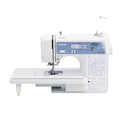 Brother Sewing XR9550PRW Computerized Sewing Machine