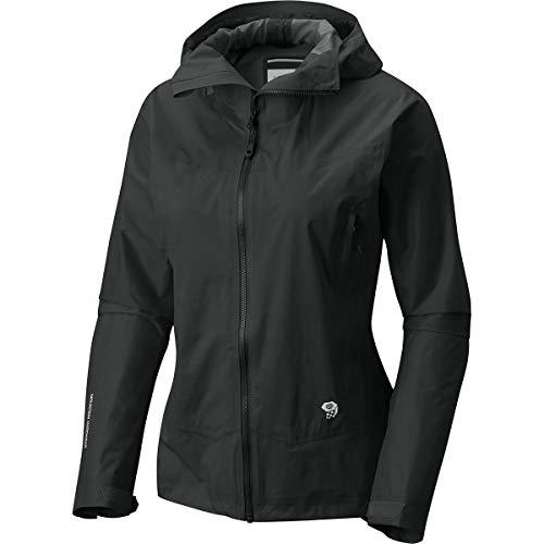 Mountain Hardwear 1764281 Women's Quasar Lite II Jacket, Stealth Grey - M