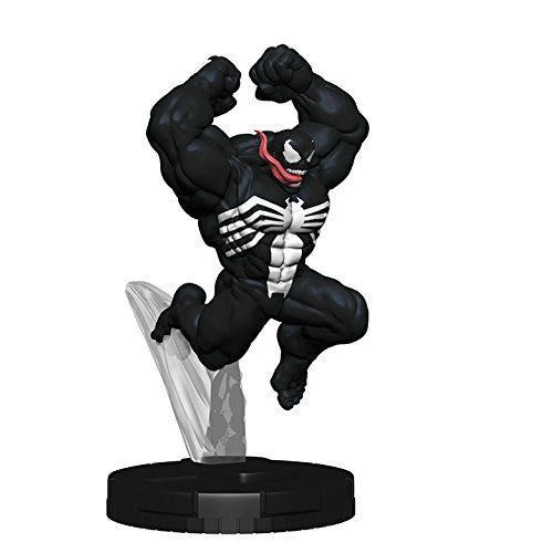 Marvel Heroclix 15th Anniversary What If # 048Venomハルク( Chase )図Complete with Card