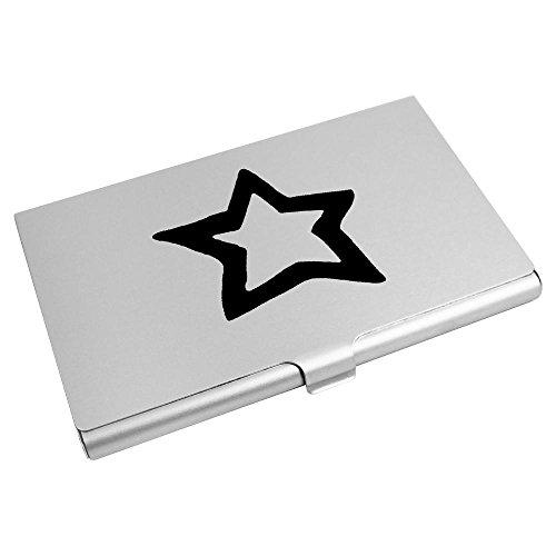 Holder Card Azeeda Business Business 'Star' CH00006689 Credit Card Azeeda Card 'Star' Wallet p0q1C0