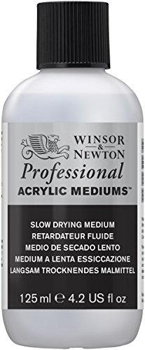 Winsor & Newton 3030932 Professional Acrylic Slow Drying Med