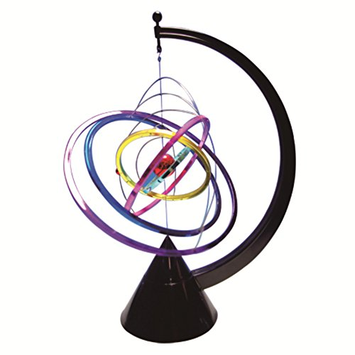 ScienceGeek Galaxy Kinetic Art Science Kit Electronic Perpetual Motion desk toy Home Decoration