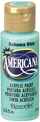 DecoArt Americana Acrylic 2 Ounce Bahaman