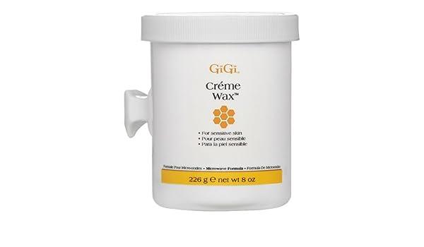 Amazon.com : (6 Pack) GIGI Creme Wax Microwave - GG0360 : Beauty