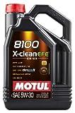 Motul 109471 8100 X-Clean EFE 5W30 4X5L