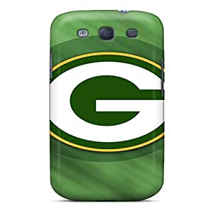 Nbn3266psST Green Bay Packers Awesome High Quality Galaxy S3 Cases Skin by supermalls