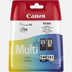 Canon Pixma MX 525 -Original Canon 5225B006 / PG-540 CL-541 - Multipack Ink Black & Color -