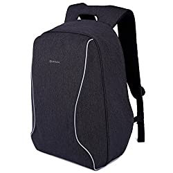 Kopack Lightweight Laptop Backpack Anti Theft Shockproof Black Computer Backpack Scansmart Tsa Friendly Water Resistant 14