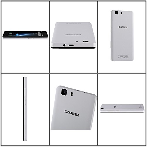Unlocked Smartphones, DOOGEE X5 Dual Sim GSM International Phone