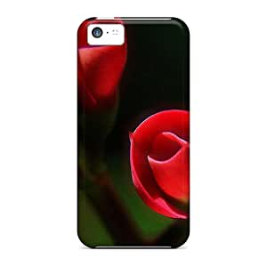 Hot VRcvZGY4063kWBYE Rosebud Macro Tpu Case Cover Compatible With Iphone 5c