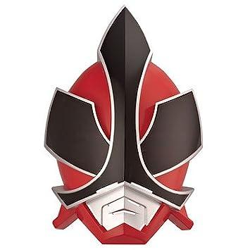 Amazon Com Power Rangers Super Samurai Mask Red Health