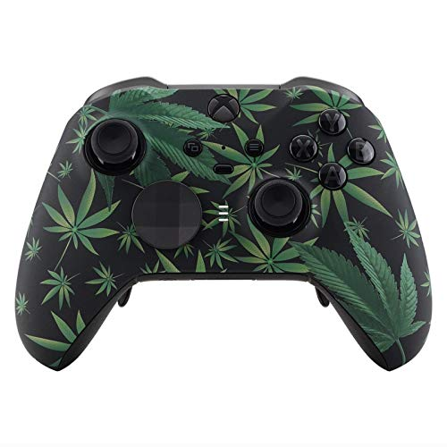 Custom Elite 2 Controller Compatible with Xbox One - (Weeds)