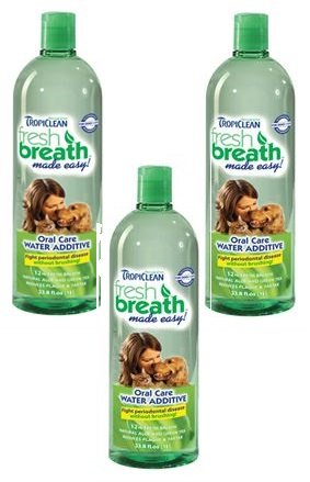 Tropiclean Breath Plaque Remover Additive product image