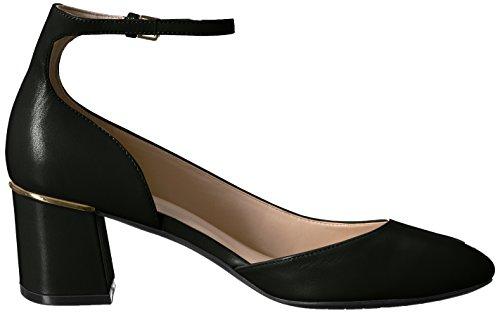 Cole Haan Vrouwen Warner Grand Pomp 55mm Zwart Lederen