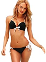 2013 popular Women Sexy Push Up Padded Swimsuit Bikini Trikini Beachwear Tankini