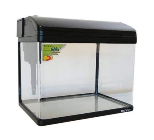 All Pond Solutions Aquarium, 37 l, Schwarz