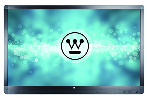 Westinghouse Digital Internati 84 In Uhd 4k2k Interactive Whiteboard Display With 6 Point Touch Sc ()