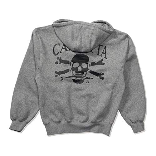 Calcutta Men's Full Zip Hoodie (Black, -