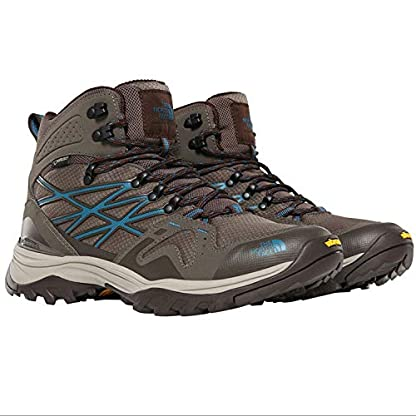 The North Face Men's M Hh Fp Mid GTX (EU) High Rise Hiking Boots 2