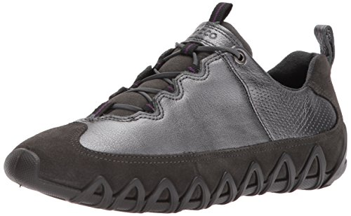 Ecco Tie Shadow Dark Footwear Flat Dayla Womens ZpzwqZxrT