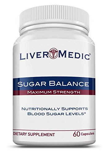 Sugar Balance Effective Blood Sugar Control Supplement | Helps Support Healthy Blood Glucose Levels Naturally