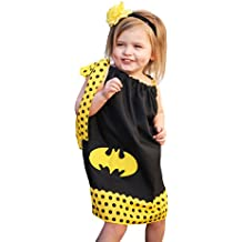 Wholesale Princess Boutique Batman Pillowcase Dress