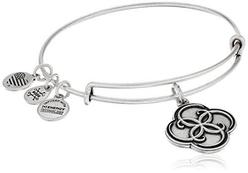 Alex and Ani Breath of Life Rafaelian Silver Bangle Bracelet by Alex and Ani