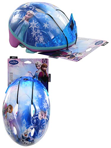 Frozen Toddler Kids Bike Helmet for Girls