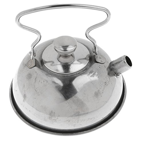 SGerste Kids Stainless Steel Kitchen Cookware - Stovetop Teakettle Teapot -...