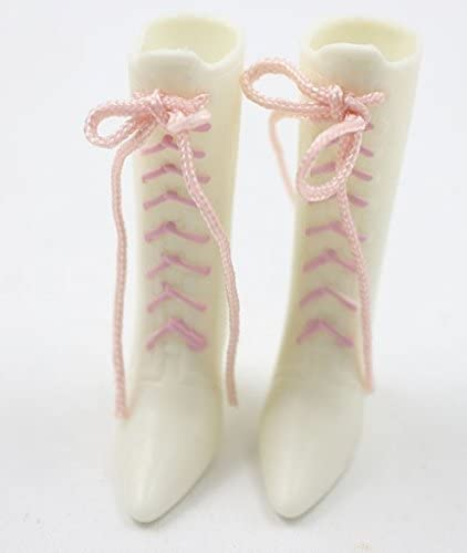 Studio one Lovely White Boot Shoes