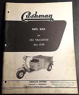 cushman truckster parts diagram electrical wiring diagrams rh wiringforall today Cushman Trackster Parts Cushman Trackster Parts