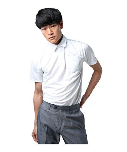 ツアーディビジョン ゴルフウェア ポロシャツ 半袖 チェックダルブラJQ TD220101H09 WH XO