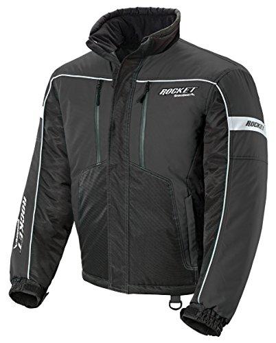 Hjc Snowmobile Apparel - HJC Ladies Storm Snowboard, Snowmobile & Ski Jacket black